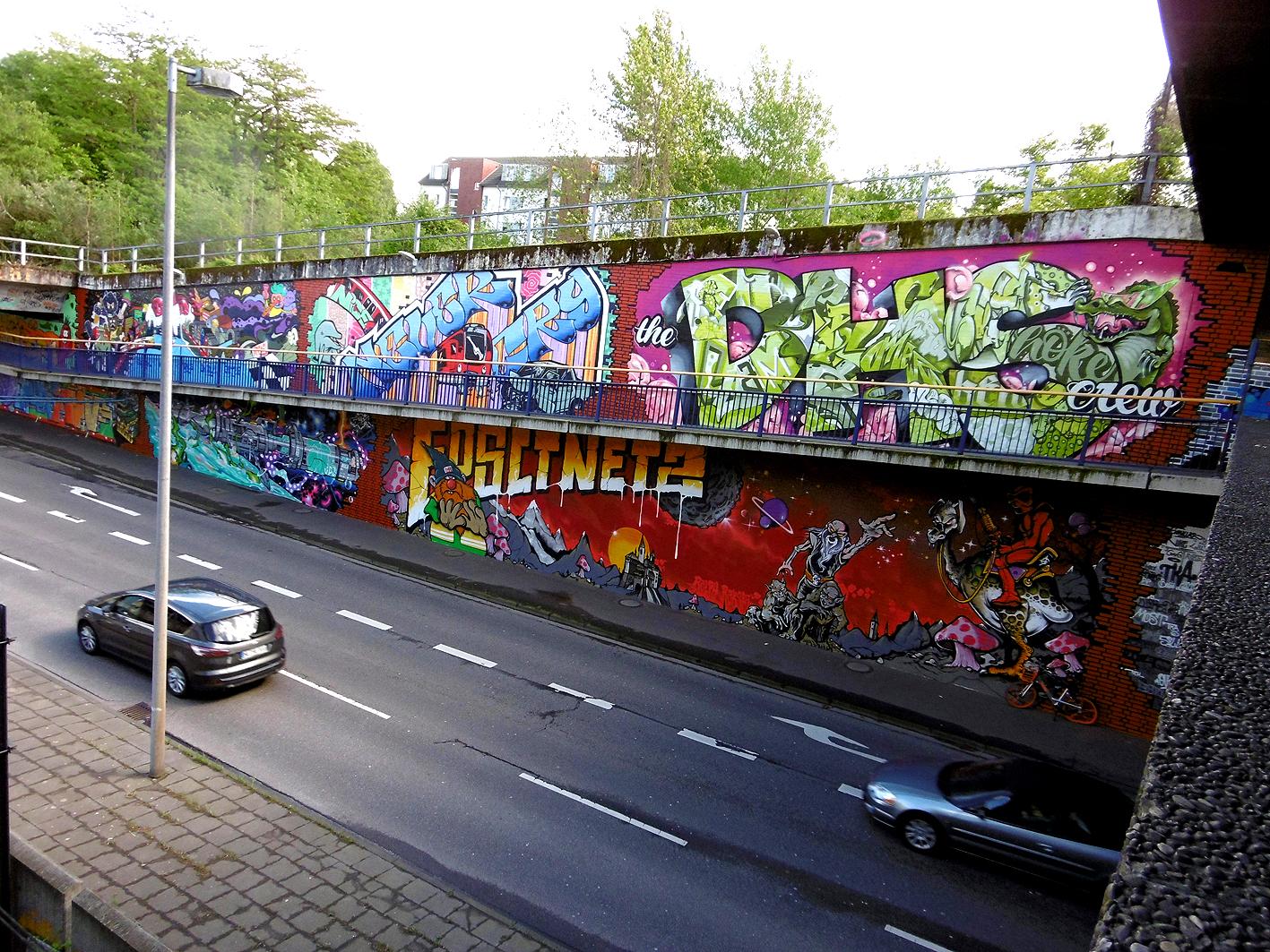 Geldernstr. Parkgürtel Köln
